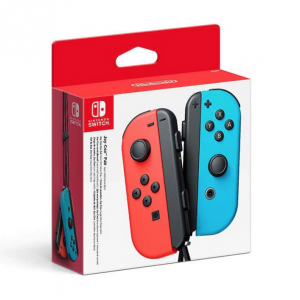 Joy-Con (L-R) Neon Red/ Blue