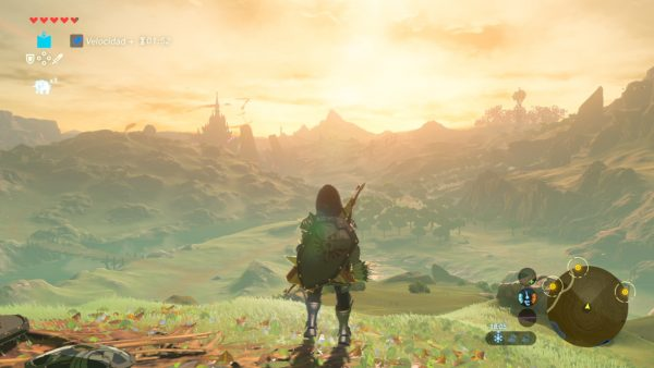 The Legend of Zelda: Breath Of The Wild Bonus Explorer's Edition