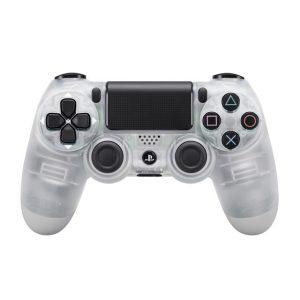Control Dualshock 4 V2 Ps4 Cristal