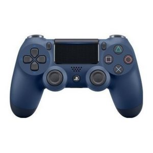 Control Dualshock 4 V2 Ps4 Azul Medianoche