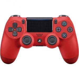 Control Dualshock 4 V2 Ps4 Rojo