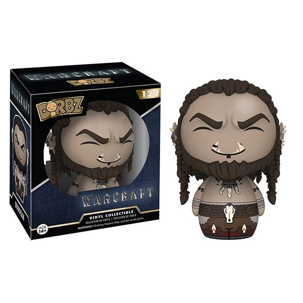 Dorbz: Warcraft Movie – Durotan