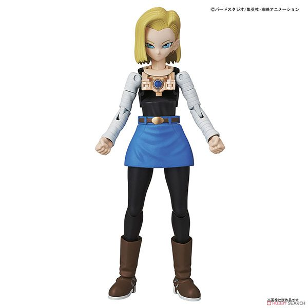 Android No.18 Figure-rise Standard (Plastic model)