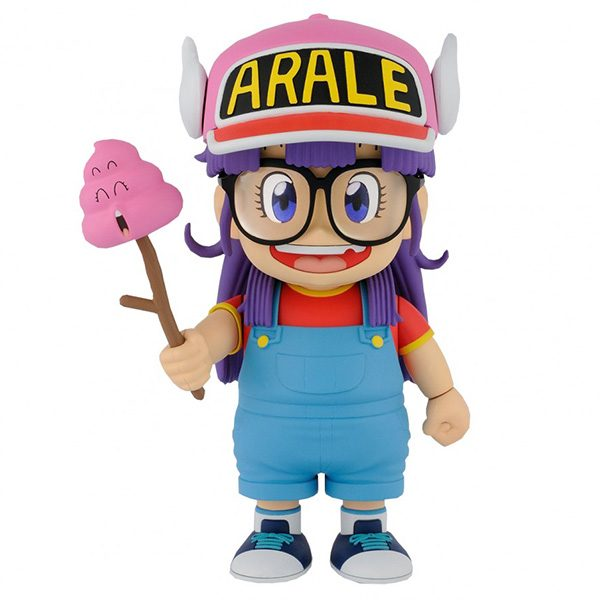 Arale Figure-rise Mechanics Dr. Slump  (Plastic model)