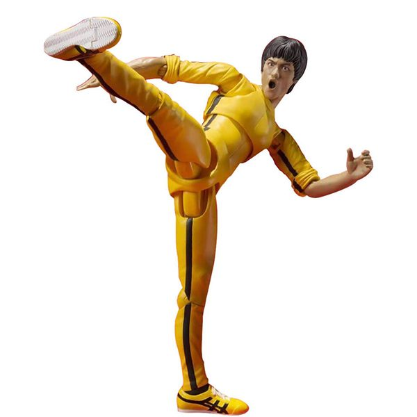 Bruce Lee (Yellow Track Suit) S.H.Figuarts