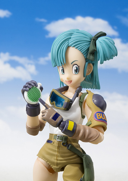 Bulma Dragon Ball S.H.Figuarts