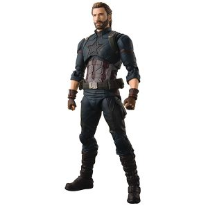 Captain America & Tamashii Effect Avengers: Infinity War S.H.Figuarts
