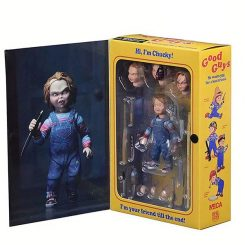 Chucky – 7″ Scale Action Figure – Ultimate Chucky​
