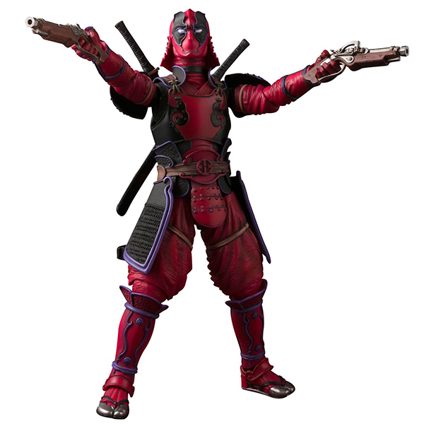 Deadpool Samurai  Marvel Mei Sho Manga Realization