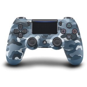 Control DualShock 4 Blue Camouflage