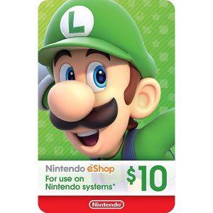 Nintendo Eshop 10