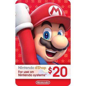 Nintendo Eshop 20