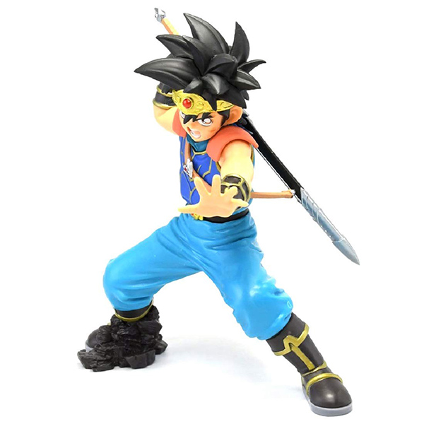 Dai Dragon Quest Jump 50Th Anniversary Figure Banpresto