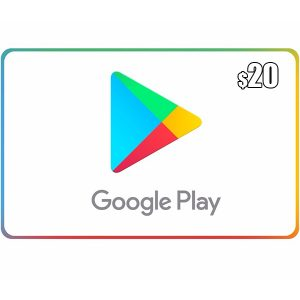 Google Play $20