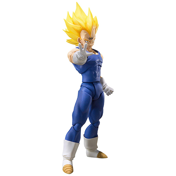 Majin Vegeta Dragon Ball Z S.H.Figuarts