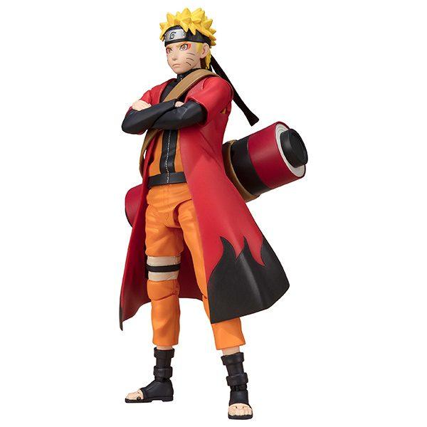 Naruto Uzumaki Modo Sabio Naruto S.H.Figuarts