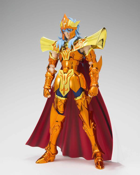 Poseidon Julian Solo Imperial Throne Set Saint Seiya Saint Cloth Myth EX