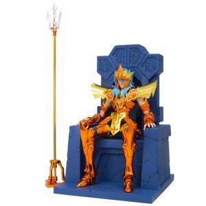 Poseidon Julian Solo Imperial Throne Set Saint Seiya Saint Cloth Myth EX