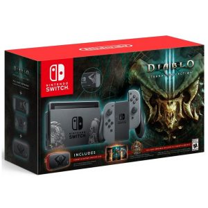 Nintendo Switch Diablo 3 Eternal Collection Bundle