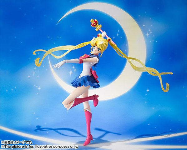 Sailor Moon Crystal S.H.Figuarts Sailor Moon
