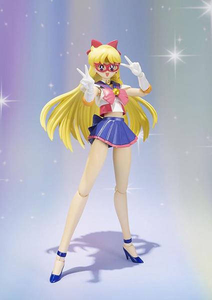 Sailor V Sailor Moon S.H.Figuarts