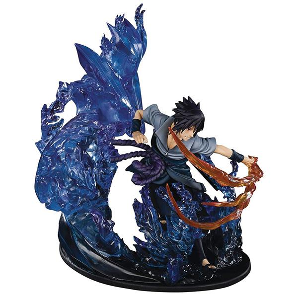 Sasuke Uchiha (Susanoo) Kizuna Relation Tamashii Nations Figuartszero  Naruto Action Figure