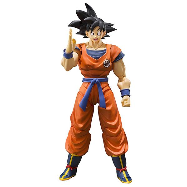 Goku (A Saiyan Raised On Earth) Dragon Ball Z S.H.Figuarts