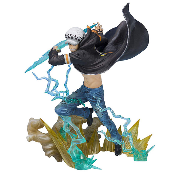 Trafalgar Law (Gamma Knife) One Piece FiguartsZERO