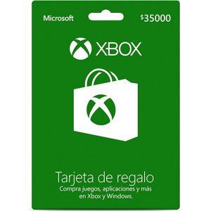 Xbox Live $35.000