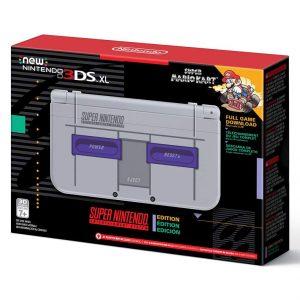New 3ds XL SNES Edition +juego a elección