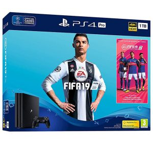 Playstation 4 Pro 1TB Fifa 19 Bundle
