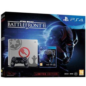 Playstation 4 Slim 1TB Star Wars Battlefront II