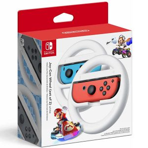 Volante Joy-Con (set de 2) blanco