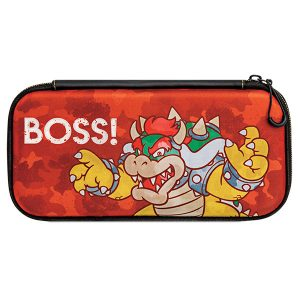 Slim Travel Case – Bowser Camo Edition
