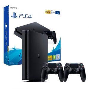 Playstation 4 1TB 2 Controles Dualshock + Juego Standard