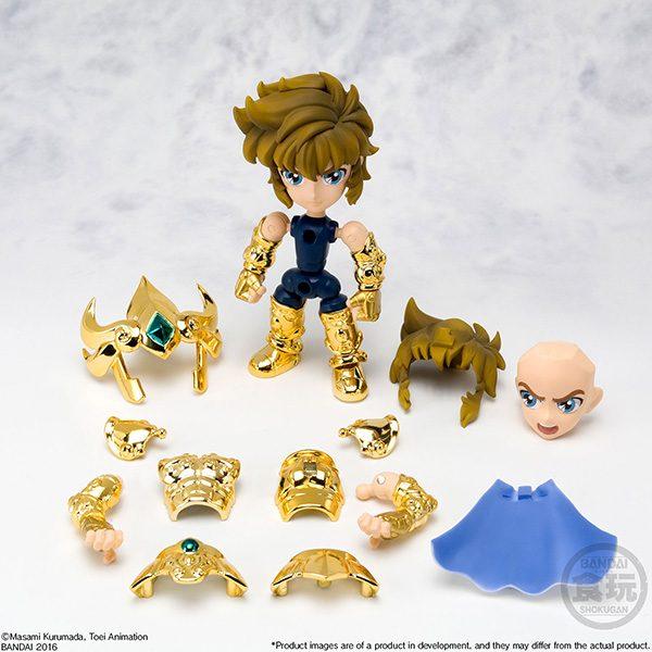 Aioria Leo Saint Seiya Collection