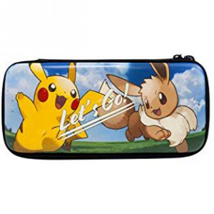 Tough Pouch Pokemon Let's Go Hori