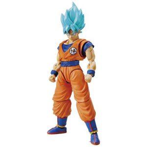 Super Saiyan God Blue Son Goku Figure-rise Standard (Plastic model)