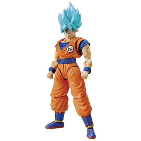 Super Saiyan God Blue Son Goku Figure-rise Standard (Plastic model)