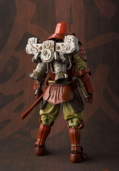 Samurai Iron Man Mark 3 Tamashii Nations