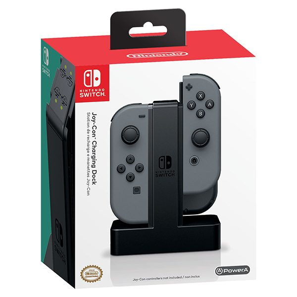 Joy-Con Charging Dock (Estación de carga)