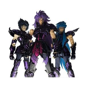 Broken Parts Set Myth Cloth EX