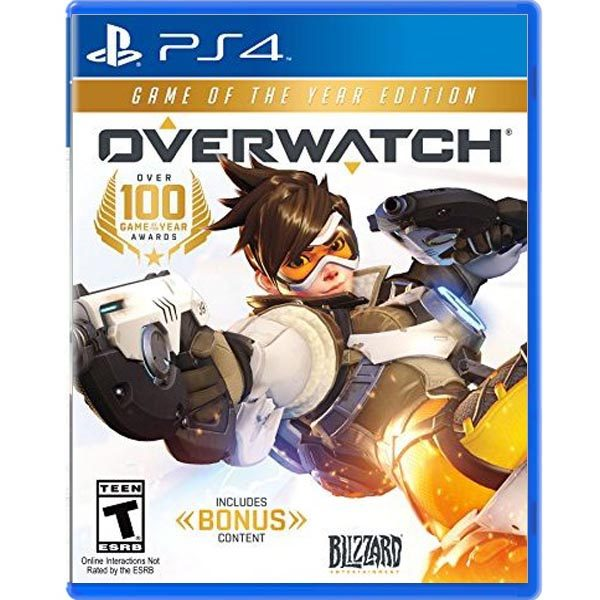 Overwatch Game of the Year Edition