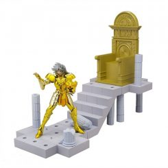 Gemini Saga The Pope's Chamber Saint Seiya D.D.Panoramation