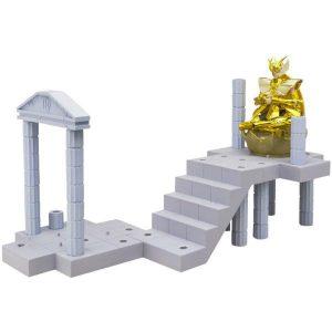 Virgo Shaka The Temple of the Maiden Saint Seiya D.D.Panoramation