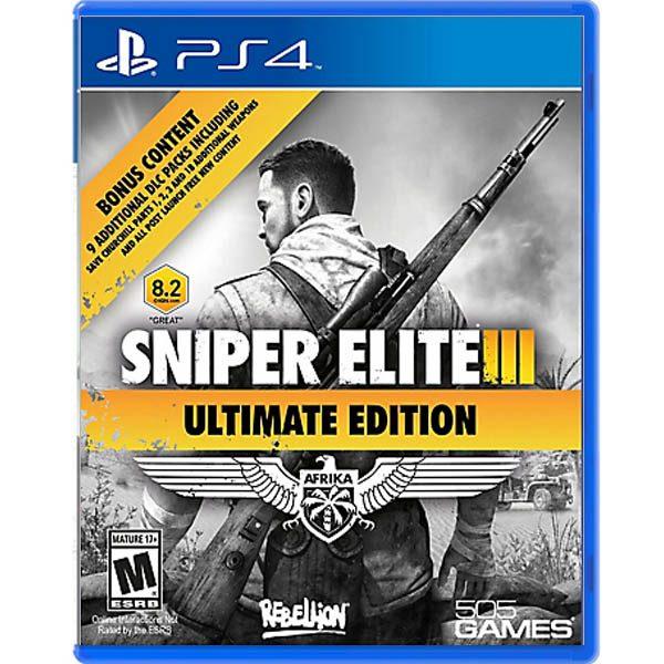 Sniper Elite 3: Ultimate Edition