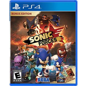 Sonic Forces Bonus Edition