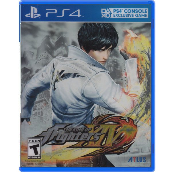 The King of Fighters XIV Burn to Fight Premium Edition