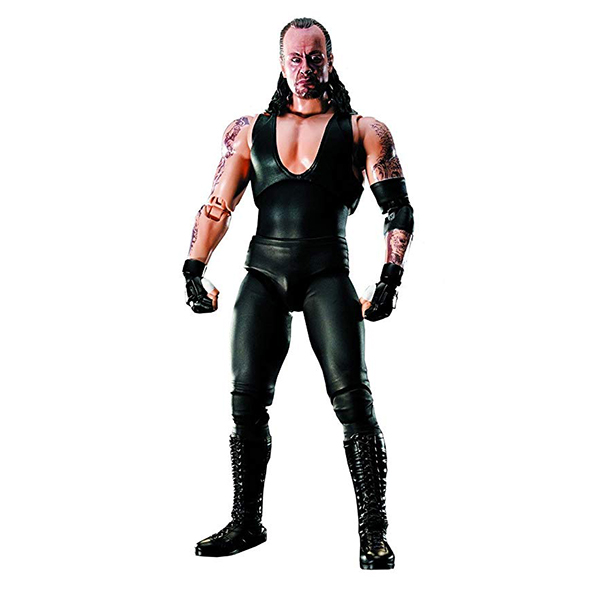 Undertaker Wwe Superstar Series S. H. Figuarts