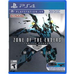 Zone of the Enders: The 2nd Runner – MARS